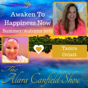 Timeline and Parallel Universes and Bringing in our Full Power with Tamra Oviatt