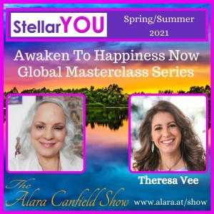 REINVENTING YOUR PURPOSE - Aligning with the now with Theresa Vee