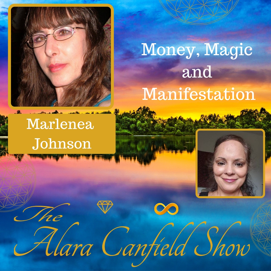 24k Gold Magic Money Manifestation with Marlenea Johnson