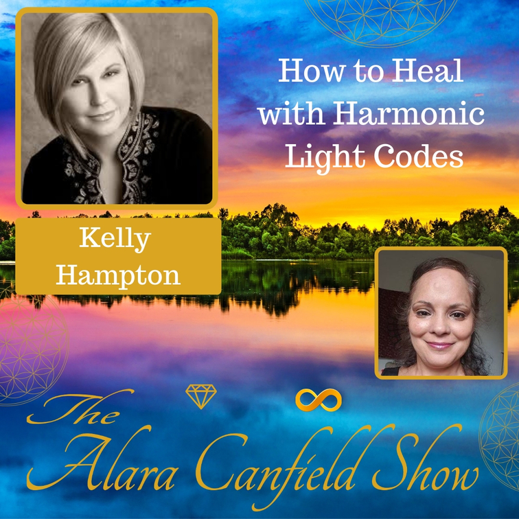 How to Heal Using Highly Charged Star Codes with Kelly Hampton
