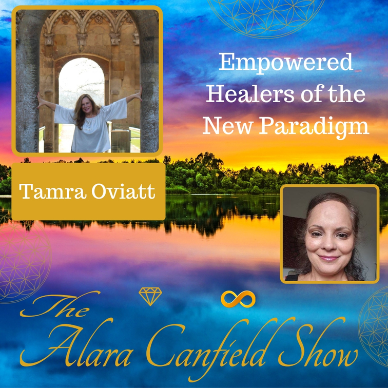 The Empowered Healer with Tamra Oviatt
