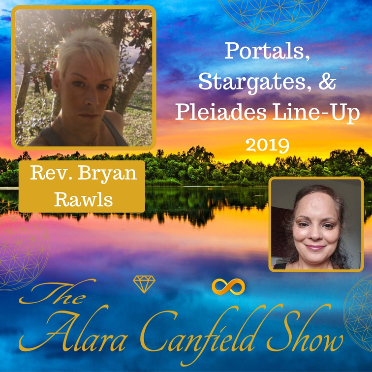 Portals, Stargates, and Pleiades Line-Up with Bryan Rawls