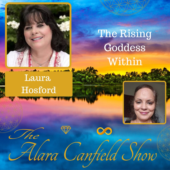 The Rising Goddess Within with Laura Hosford