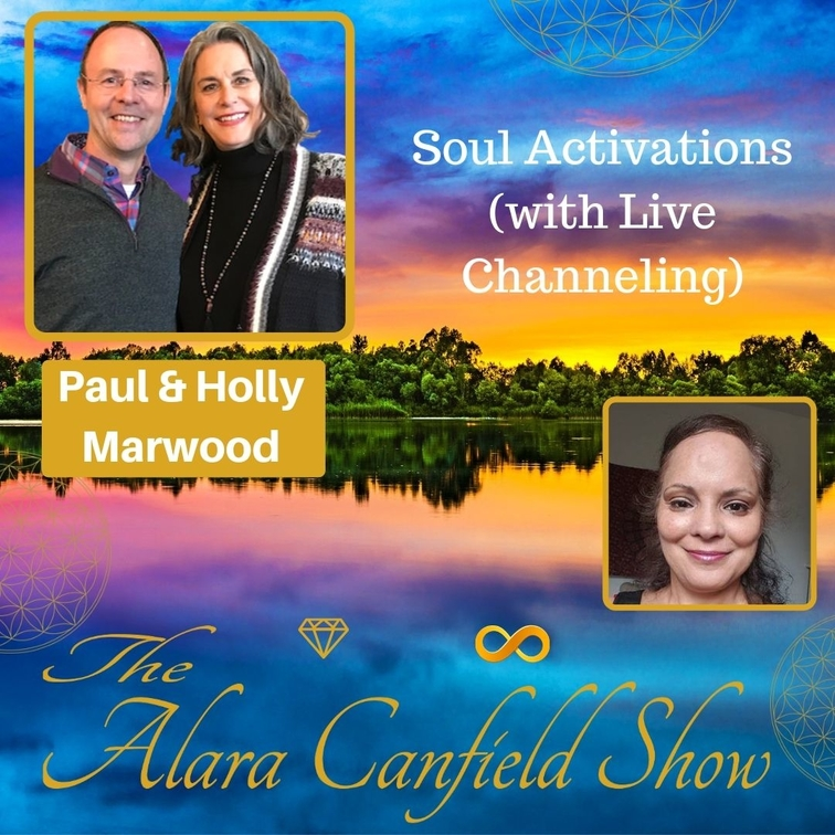 Soul Activations with Paul and Holly Marwood