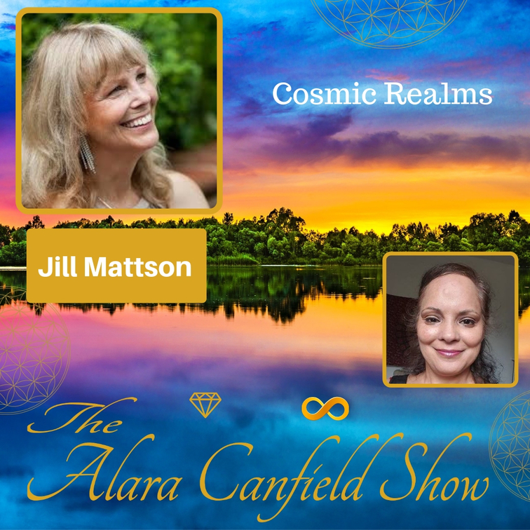Cosmic Realms - Your Personal Path to the Stars with Jill Mattson