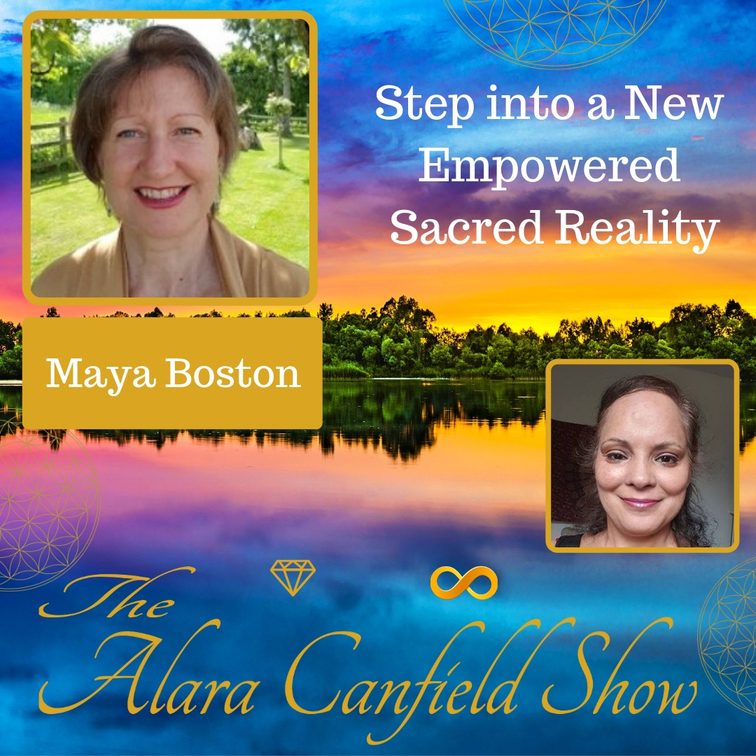 Return to the Beginning with Maya Boston