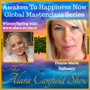 Word Mastery is the KEY to ANY Manifestation with Donna-Marie Hallessey