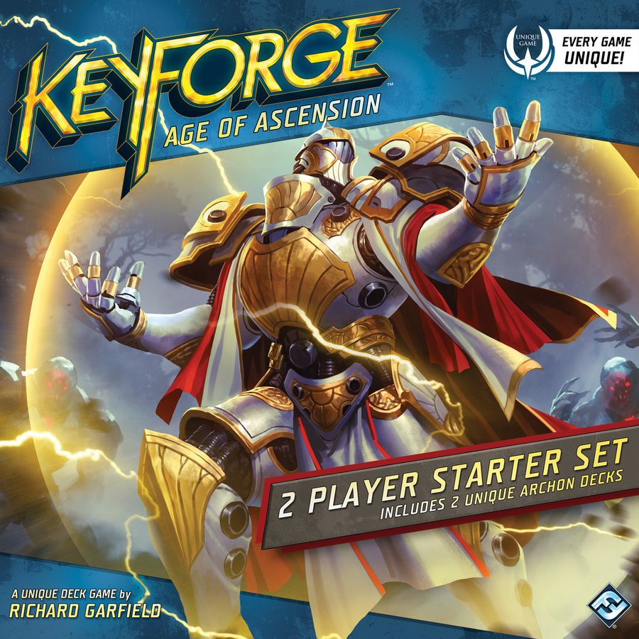 Which Keyforge Starter Set Should You Get (Call of the Archon Vs Age of Ascension)