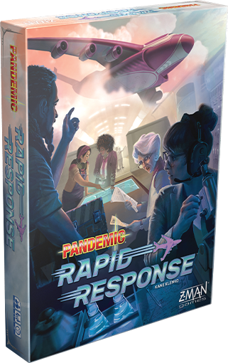Pandemic: Rapid Response Review with the Game Boy Geek