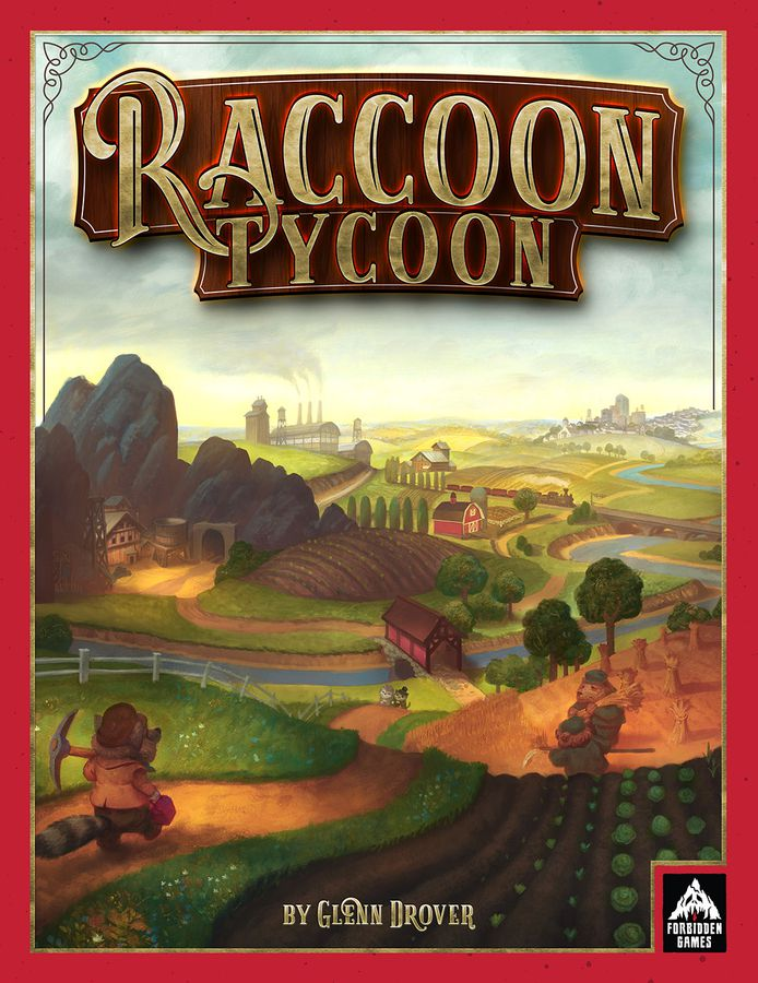 Raccoon Tycoon Review with the Game Boy Geek