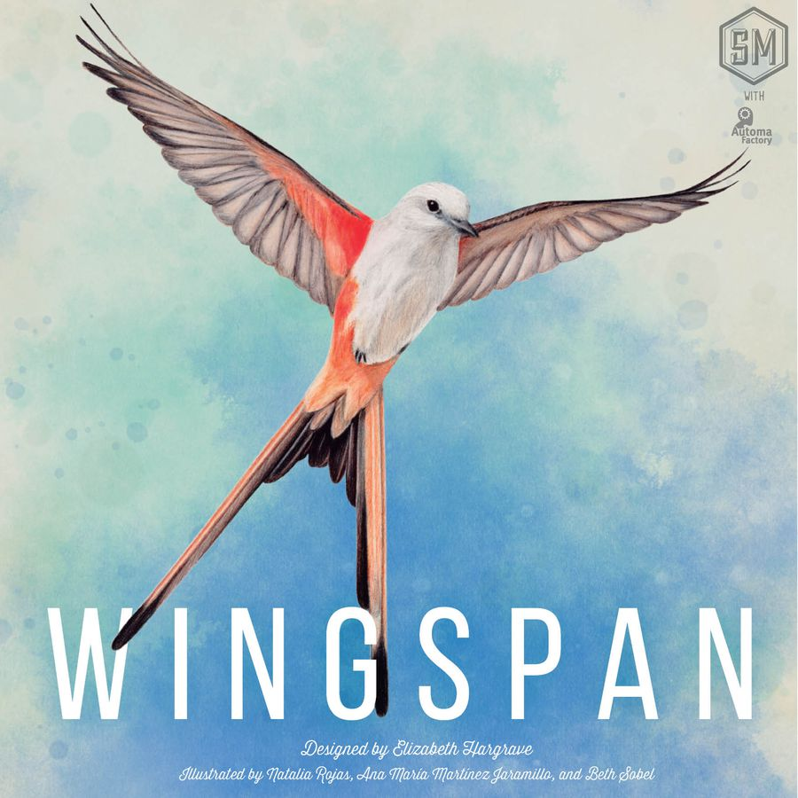 Wingspan Review with the Game Boy Geek