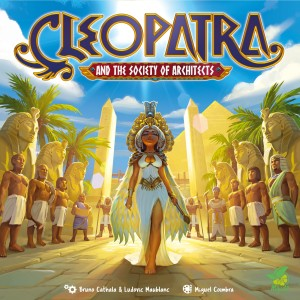 Cleopatra and the Society of Architects Deluxe Edition Vs 1st Edition with the Game Boy Geek