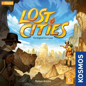 If You Like Lost Cities You Might Love ???
