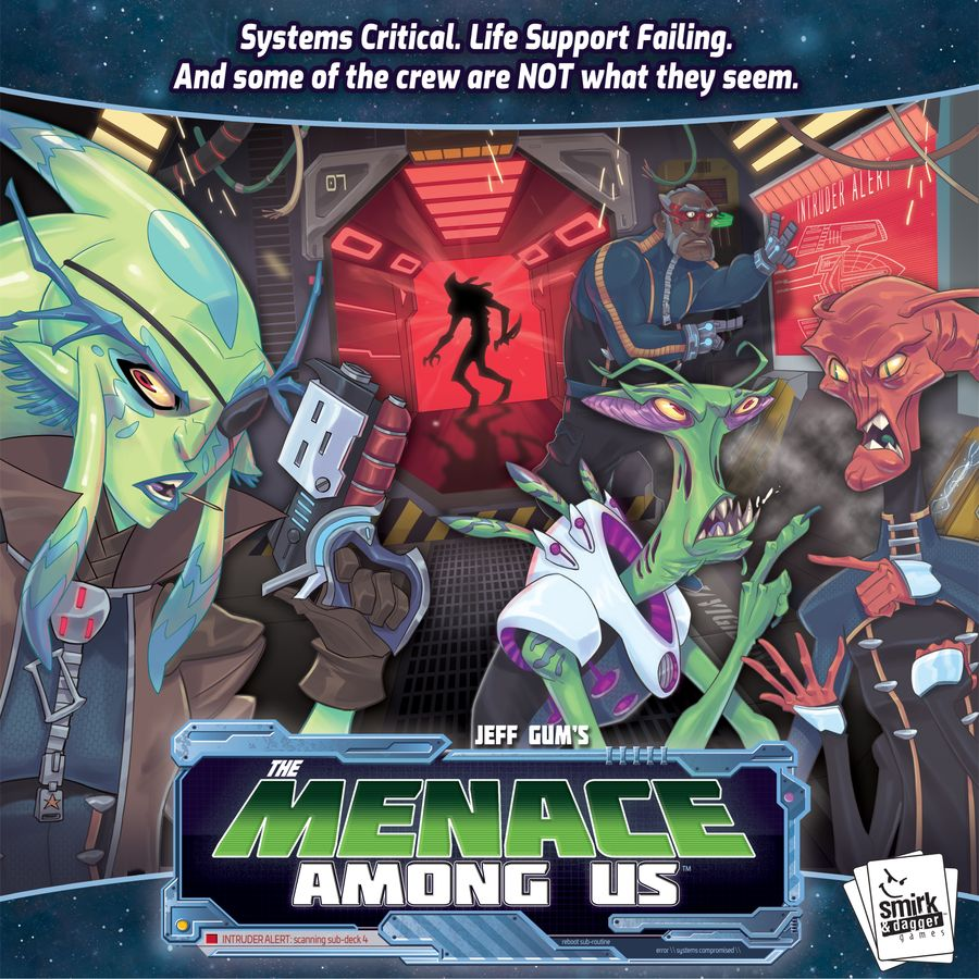 The Menace Among Us Review With The Game Boy Geek