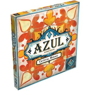 Azul: Crystal Mosaic Review with the Game Boy Geek