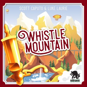 Whistle Mountain Review with the Game Boy Geek