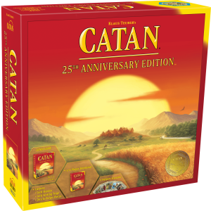 Catan 25th Anniversary Edition Review with the Game Boy Geek