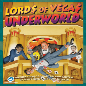 Lords of Vegas: Underworld Review with the Game Boy Geek