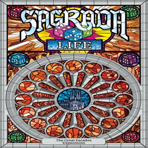 Sagrada The Great Facade: Life Review with the Game Boy Geek