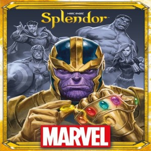 Splendor Marvel V.S. Splendor with the Game Boy Geek