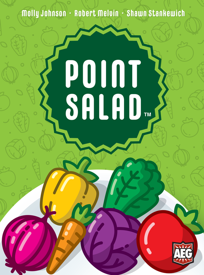 Point Salad Review with the Game Boy Geek