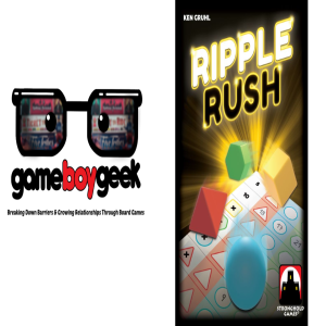 Ripple Rush Review with the Game Boy Geek