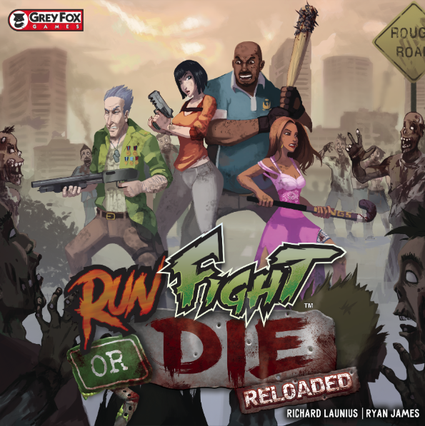 Run Fight or Die Reloaded Review with the Game Boy Geek
