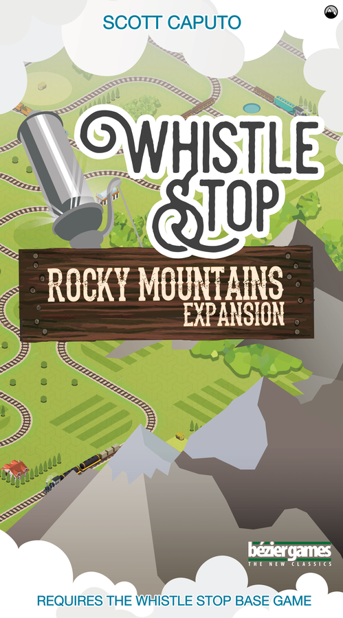 Whistle Stop: Rocky Mountains Review with the Game Boy Geek