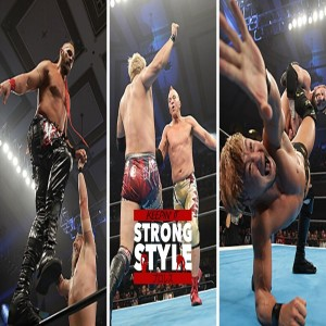 Keepin It Strong Style - EP 102 - NJPW Showdown in San Jose Review & WTL Preview