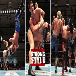 Keepin It Strong Style - EP 103 - NJPW World Tag League 2019 Nights 1-3 Review