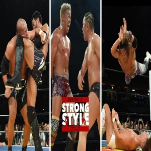 Keepin it Strong Style - EP 92 - NJPW Royal Quest Review