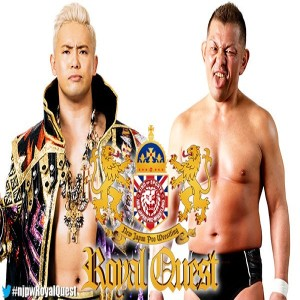 Keepin It Strong Style - EP 91 - NJPW Royal Quest Preview + Young Lion Cup Preview