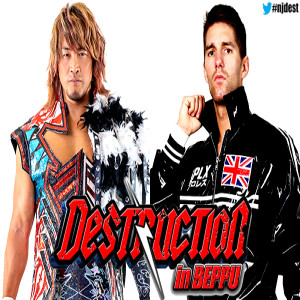 Keepin It Strong Style - EP 93 - Destruction in Beppu and Destruction in Kagoshima Preview