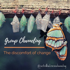 The discomfort of Change