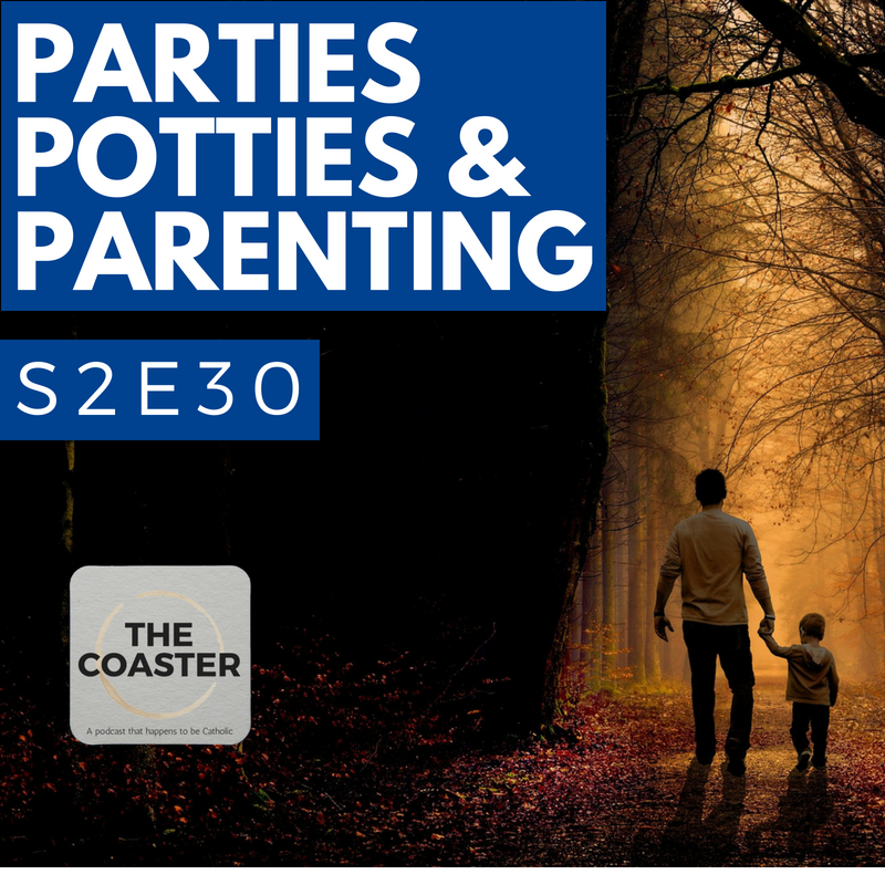 PARTIES, POTTIES, AND PARENTING - S2E30