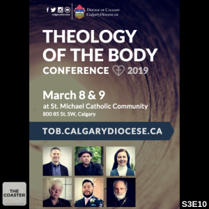 THEOLOGY OF THE BODY CONFERENCE! - S3E10