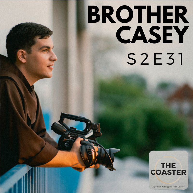 BROTHER CASEY (PLUS BOOK GIVEAWAY) - S2E31
