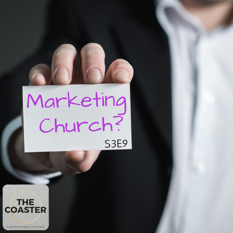 Marketing Church? - S3E9