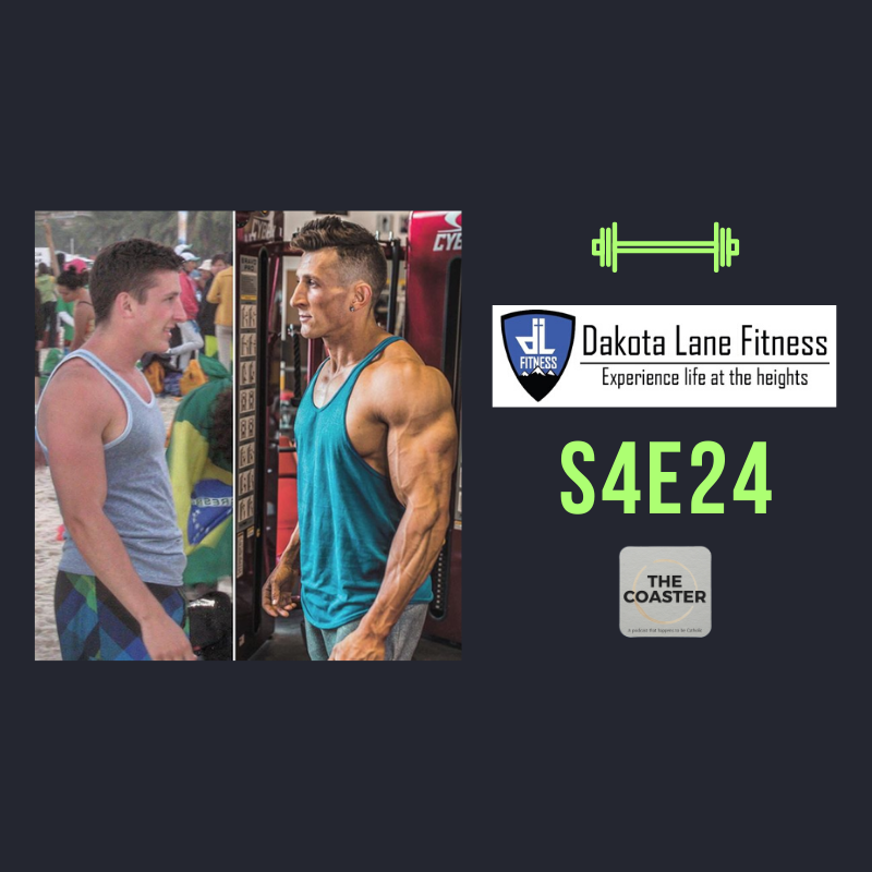 Dakota Lane Fitness - S4E24