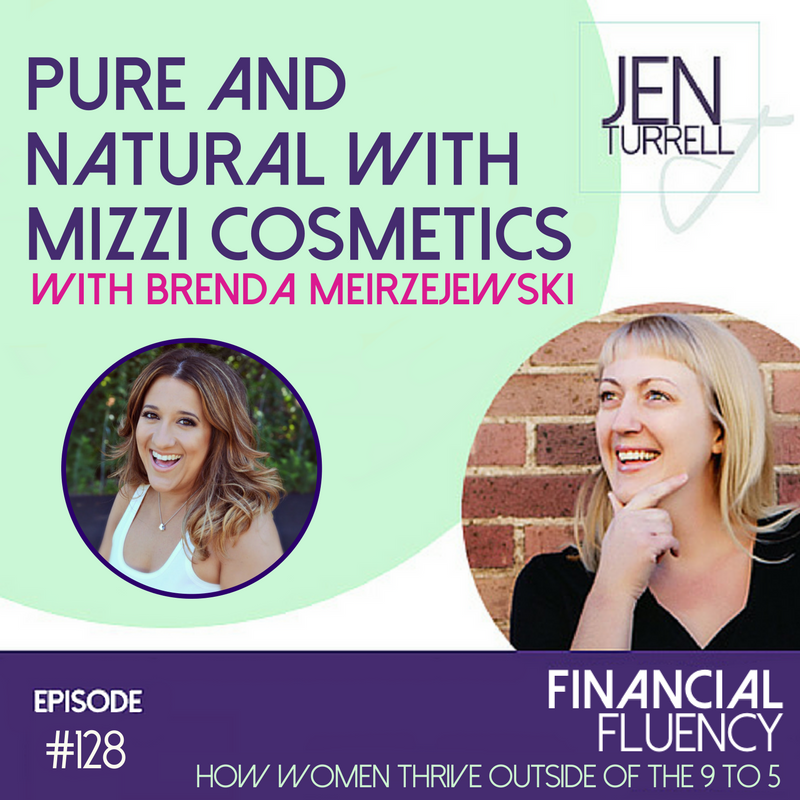 #128 - Pure and Natural with Mizzi Cosmetics