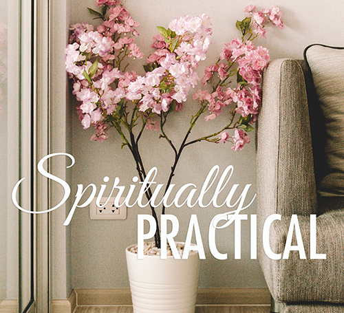 Spiritually Practical by Sherry Smoyer