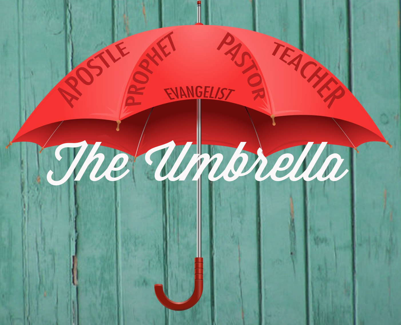 The Umbrella: A Force to be Dealt With by Glenn Middleton