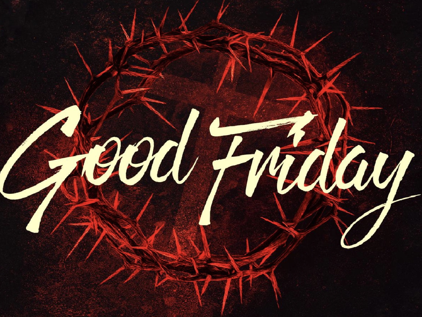 Passion Week 2019: Good Friday