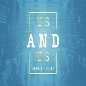 Us and Us: Sharing Our Faith