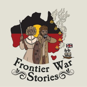 Frontier War Stories - Julie Dowling - Warrior Art Exhibition