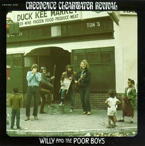 Deep Dive - Stu Cook on Creedence Clearwater Revival - Willy and the Poor Boys (1969)