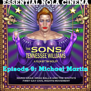 Michael Martin on THE SONS OF TENNESSEE WILLIAMS