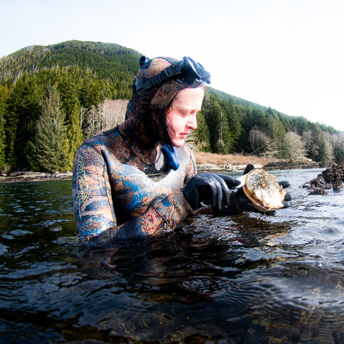 Episode 321: Searching for Seafood in British Columbia