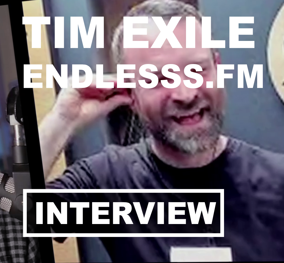 Sonic TALK Special: Tim Exile of Endlesss.fm