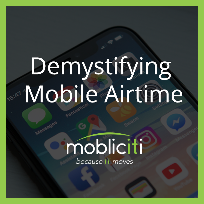 Demystifying Mobile Airtime
